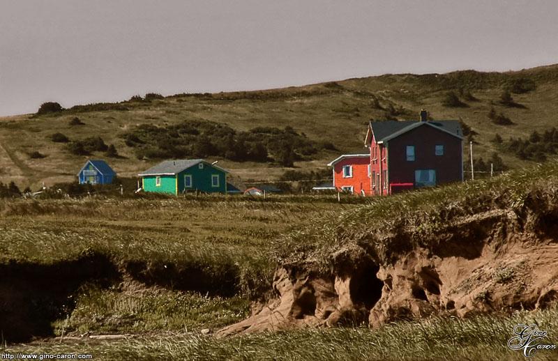 Maisons de couleurs II