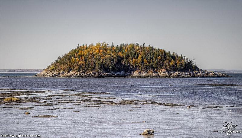 Île colorée