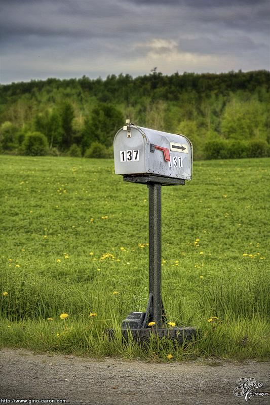 Boîte à lettres 137