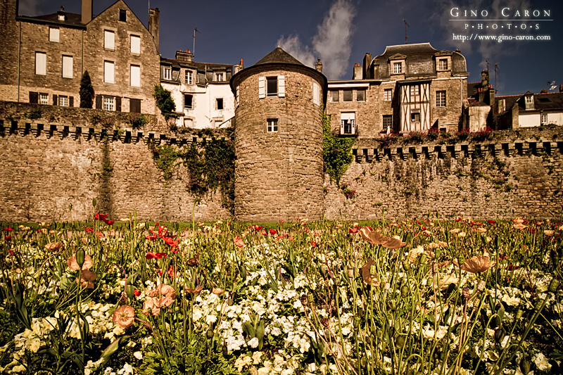 Fortifications à Vannes