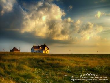 La maison sur les iles