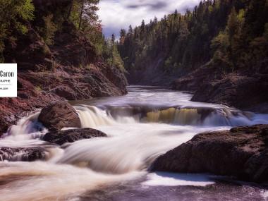 Automne sur la rivière Rimouski