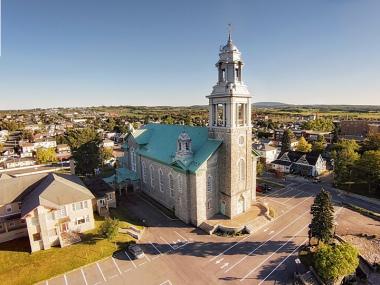 Église Notre-Dame-de-Lourdes de Mont-Joli