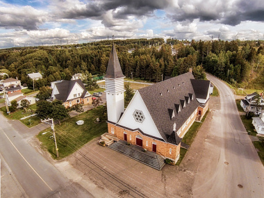 Église de Les Boules