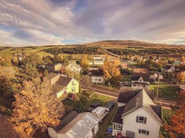 L'automne à St-Donat II