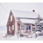 Triptyque - après blizzard