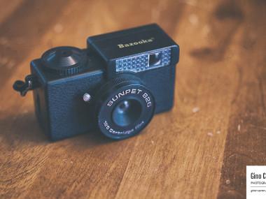 Ma première caméra – Bazooka Sunpet 826