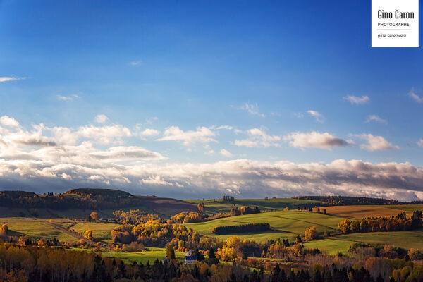 Un paysage digne de mention