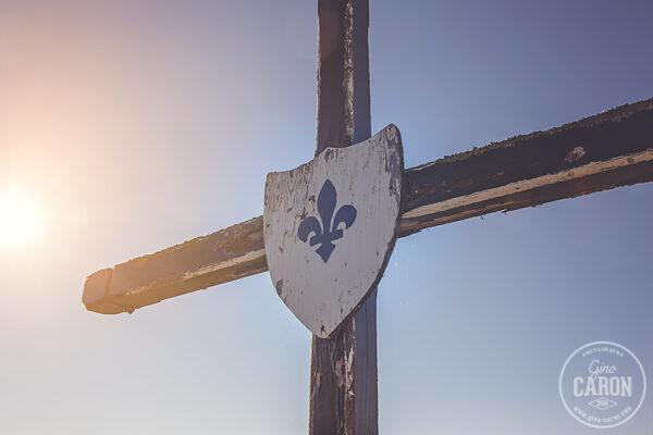 La vieille croix de chemin