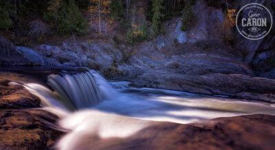 Rivière Rimouski en mouvement