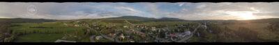 Au cœur du village - Panorama