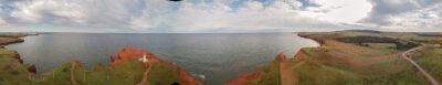 Le Phare de l'Étang-du-Nord - Panorama